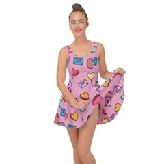 Candy Pattern Inside Out Casual Dress by Sobalvarro
