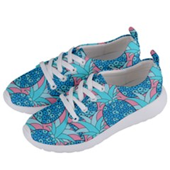 Pineapples Women s Lightweight Sports Shoes by Sobalvarro