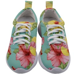Hibiscus Kids Athletic Shoes