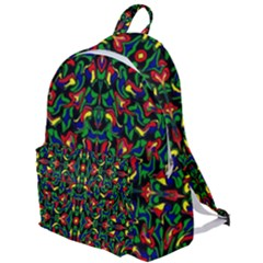 Abstract 45 The Plain Backpack by ArtworkByPatrick