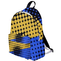 Spots 2224 Black The Plain Backpack by impacteesstreetwearsix