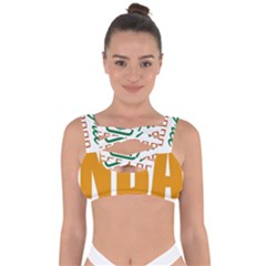 Mingas 3 Gal Fridae 12 Bandaged Up Bikini Top