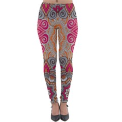 Lightweight Velour Leggings by woozyk