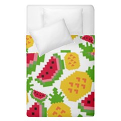 Watermelon Pattern Se Fruit Summer Duvet Cover Double Side (single Size)