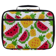 Watermelon Pattern Se Fruit Summer Full Print Lunch Bag