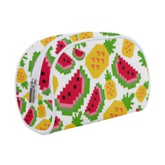 Watermelon Pattern Se Fruit Summer Makeup Case (small) by Vaneshart