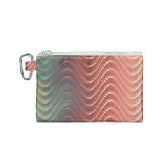 Texture Digital Painting Digital Art Canvas Cosmetic Bag (small)