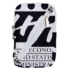 Logo Of Economics And Statistics Administration Belt Pouch Bag (small)