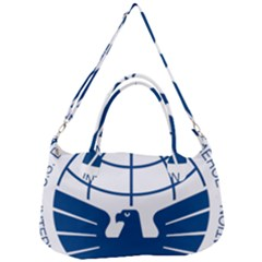 Seal Of United States International Trade Administration Removal Strap Handbag