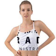 Logo Of United States International Trade Administration  Mini Tank Bikini Top
