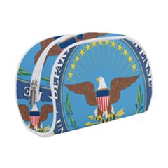 Seal Of United States Department Of Defense Makeup Case (small) by abbeyz71