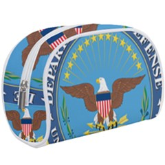 Seal Of United States Department Of Defense Makeup Case (large)