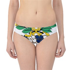 Coat Of Arms Of United States Army 144th Infantry Regiment Hipster Bikini Bottoms by abbeyz71