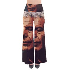 Anthony Bourdain Artwork So Vintage Palazzo Pants
