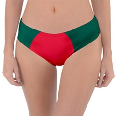 Flag Of Bangladesh Reversible Classic Bikini Bottoms by abbeyz71