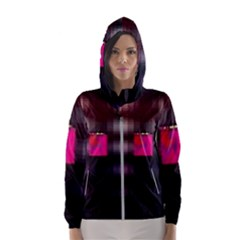 Aquarium By Traci K Women s Hooded Windbreaker