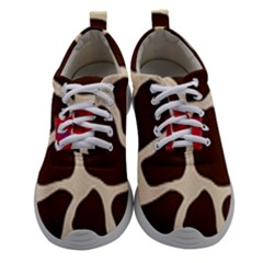 Giraffe By Traci K Women Athletic Shoes by tracikcollection