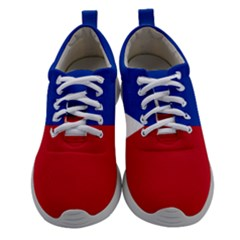 Flag Of The Philippines Women Athletic Shoes by abbeyz71