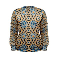 Motif Women s Sweatshirt by Sobalvarro