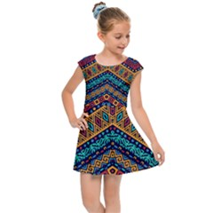 Untitled Kids  Cap Sleeve Dress by Sobalvarro
