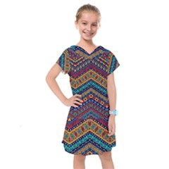 Untitled Kids  Drop Waist Dress by Sobalvarro