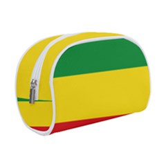 Flag Of Ethiopia Makeup Case (small) by abbeyz71
