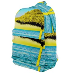 Pop Art Beach Umbrella  Classic Backpack by essentialimage