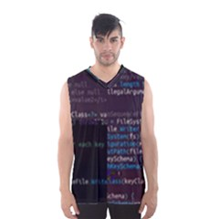 Kijiproject Kiji-avro s Testavrosequencefile-java Glitch Code Boxy Basketball Tank Top by HoldensGlitchCode