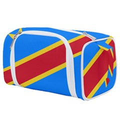 Flag Of The Democratic Republic Of The Congo Toiletries Pouch