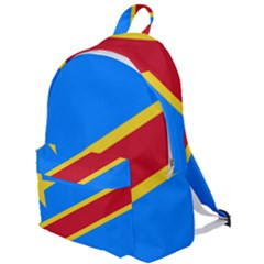Flag Of The Democratic Republic Of The Congo The Plain Backpack by abbeyz71
