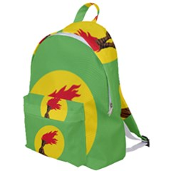 Flag Of Zaire The Plain Backpack