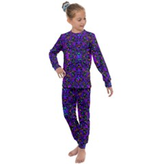 Ab 56 1 Kids  Long Sleeve Set  by ArtworkByPatrick
