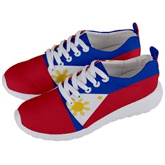 Philippines Flag Filipino Flag Men s Lightweight Sports Shoes by FlagGallery