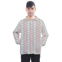 Pattern Line Background Wallpaper Men s Half Zip Pullover by Mariart