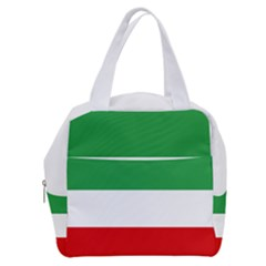 Flag Of Iran (1964¨c1980) Boxy Hand Bag