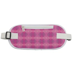Pink Rounded Waist Pouch