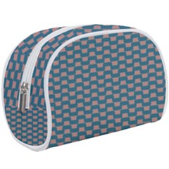Art Chevron Makeup Case (large)