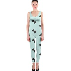Illustrations One Piece Catsuit