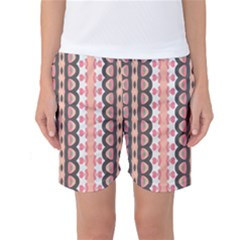 Wallpaper Cute Pattern Women s Basketball Shorts