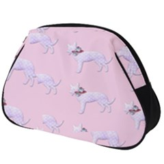 Dogs Pets Anima Animal Cute Full Print Accessory Pouch (big) by HermanTelo