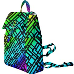 Background Texture Colour Buckle Everyday Backpack