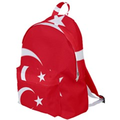 Flag Of Turkey The Plain Backpack by abbeyz71