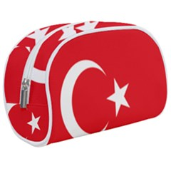 Flag Of Turkey Makeup Case (medium)