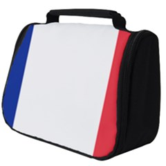 Flag Of France Full Print Travel Pouch (big) by abbeyz71
