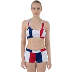 Flag Of France Perfect Fit Gym Set by abbeyz71