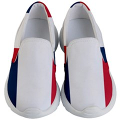 Flag Of France Kids  Lightweight Slip Ons by abbeyz71