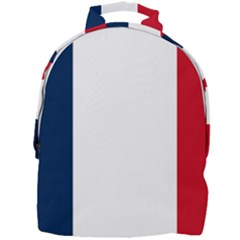 Flag Of France Mini Full Print Backpack by abbeyz71