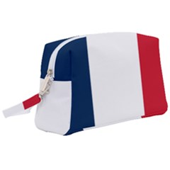 Flag Of France Wristlet Pouch Bag (large) by abbeyz71