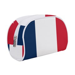 Flag Of France Makeup Case (small) by abbeyz71