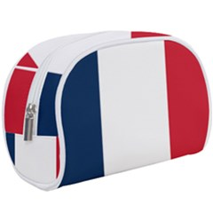 Flag Of France Makeup Case (large) by abbeyz71